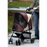  Happy Trails Pet Stroller - Medium Sahara