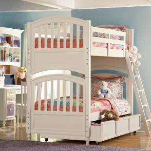 Build-A-Bear Pawsitively Yours Twin over Twin Bunk Bed