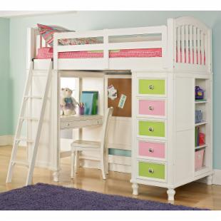 Build-A-Bear Pawsitively Yours Loft Bed