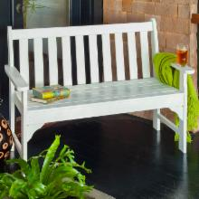  POLYWOOD&#174; Recycled Plastic Vineyard Garden Bench