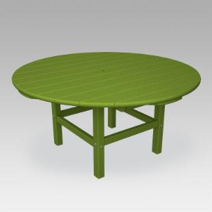 POLYWOOD® Recycled Plastic Classic Conversation Table - 38 in. Vibrant Colors