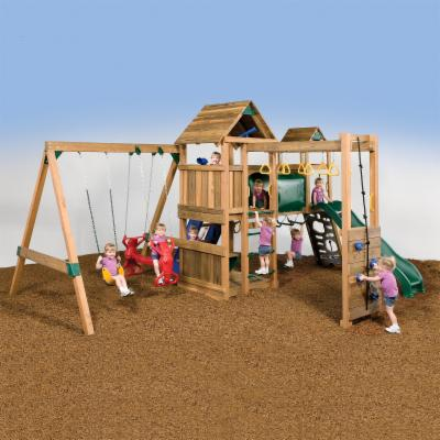  PlayStar Playsets Prelude Swing Set