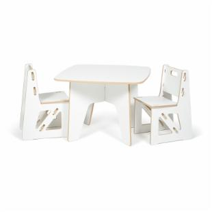Sprout Childrens Table and 2 Chairs Set