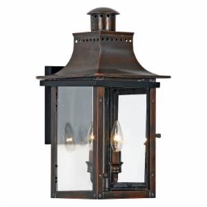 Quoizel Chalmers CM84 Outdoor Wall Lantern