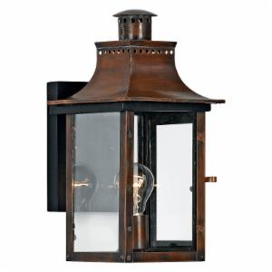 Quoizel Chalmers CM8408ACFL Outdoor Wall Lantern