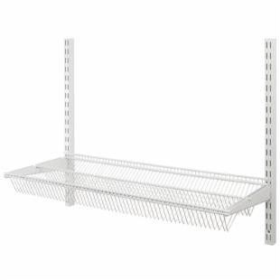 freedomRail 30 in. Tiered ventilated Shelf