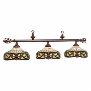 Harmony Tiffany 60W Inch Pool Table Light