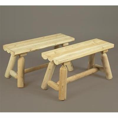 Harvest Family Straight Bench - Set of 2