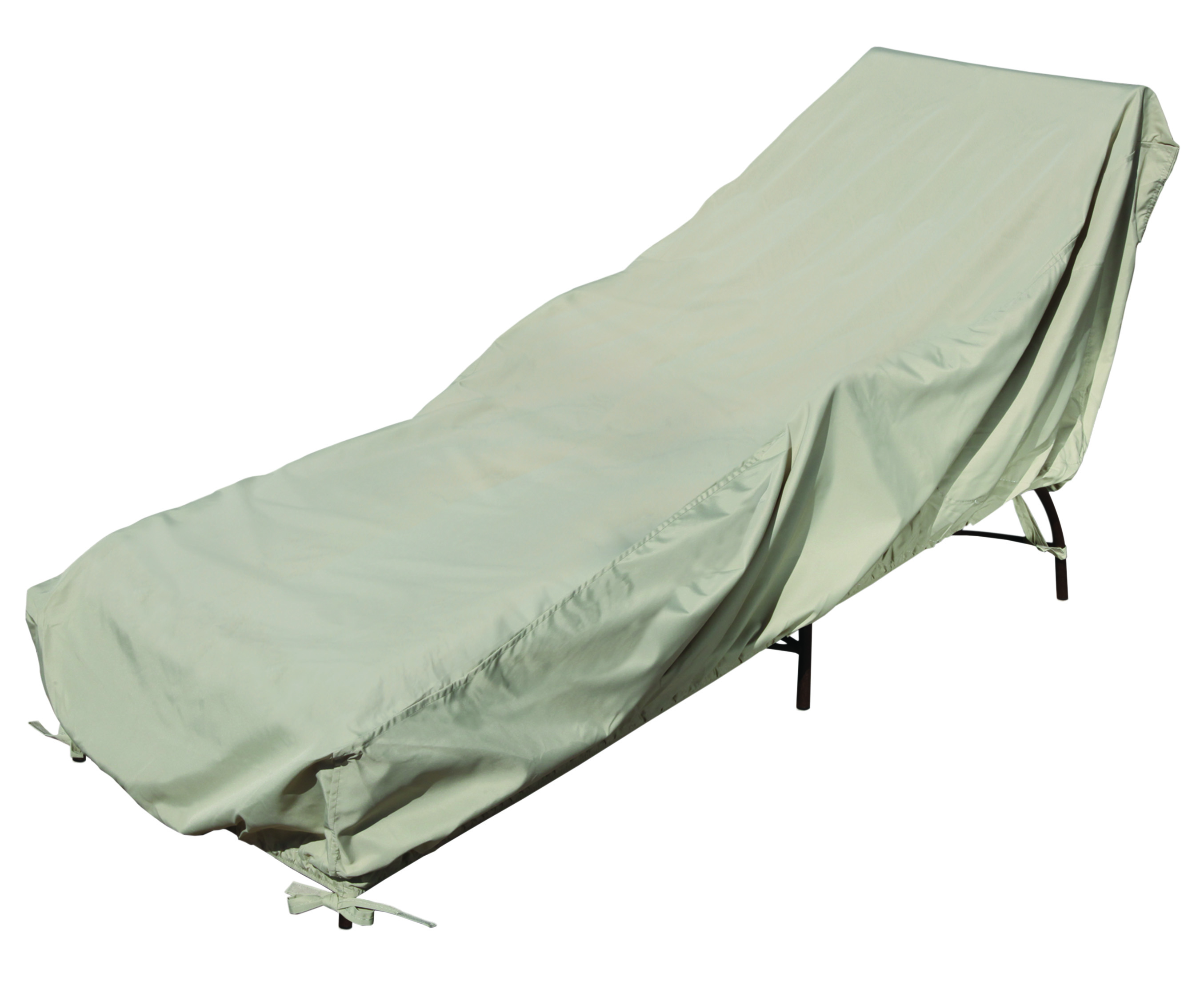 Treasure garden chaise lounge chair cover outdoor covers for Chaise lounge cover