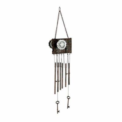 Vintage Door Lock Wind Chime