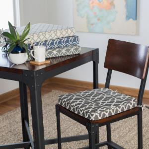 dining chair cushions on hayneedle chair cushions for dining room