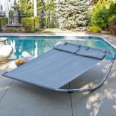  Maya Double Sun Lounger Hammock Bed