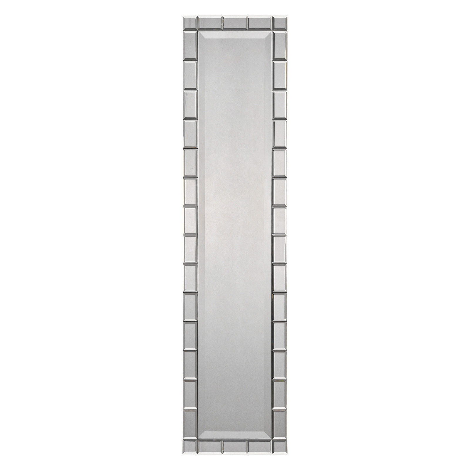 Ren wil tall narrow full length wall mirror 14w x 60h in for Narrow mirror