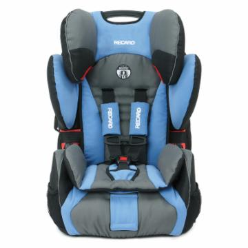 recaro prosport harness to booster car seat blue opal car seats at hayneedle. Black Bedroom Furniture Sets. Home Design Ideas