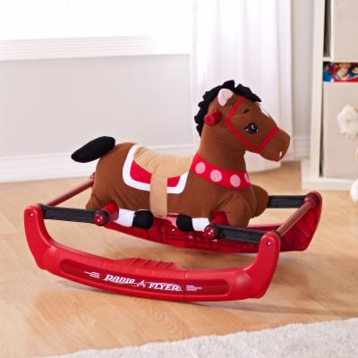  Radio Flyer Soft Rock &amp; Bounce Pony with Sound