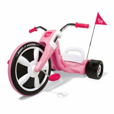 Radio Flyer Girls Big Flyer Tricycle