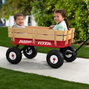 Radio Flyer All Terrain Wagon - 22W