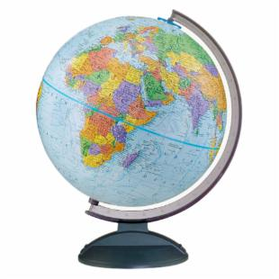 Replogle Traveler 12-inch Diam. Tabletop Globe