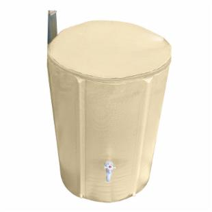 Rain Harvesting Collapsible Barrel