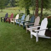  Great American Woodies Cottage Classic Adirondack Chair