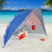 Rio Quick Ship Portable Beach Shelter