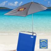 Rio Total Sun Block Clamp-On Beach Umbrella