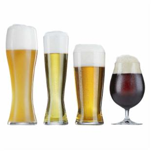 Spiegelau Beer Connoisseur Beer Classics - Set of 4