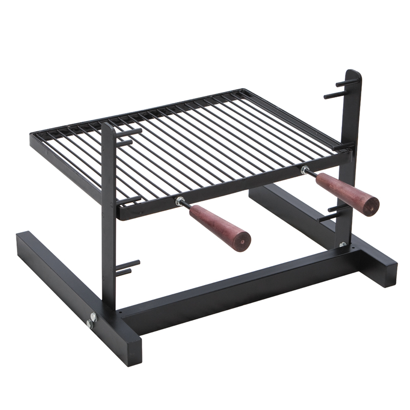 adjustable grill grates for fire pits