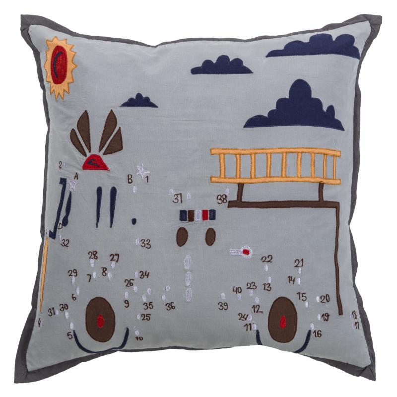 Rizzy Home T06924 Kids Decorative Throw Pillow