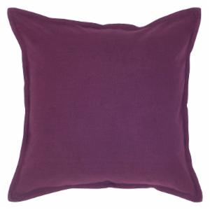 Rizzy Home Self Flange Solid Color Decorative Throw Pillow