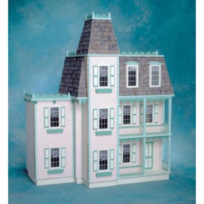  Real Good Toys Front Opening Alison Jr Dollhouse Kit   1 Inch Scale