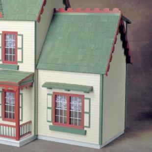 Real Good Toys Colonial Jr Addition Kit  - 1 Inch Scale