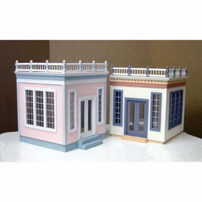  Real Good Toys Junior Conservatory Addition Kit   1 Inch Scale