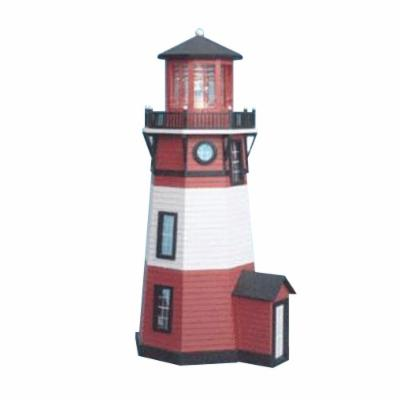  Real Good Toys New England Lighthouse Kit   1/2 Inch Scale