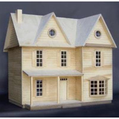  Real Good Toys Country Farmhouse Kit   1/2 Inch Scale