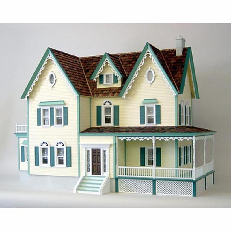 Real Good Toys North Park Mansion Dollhouse Kit