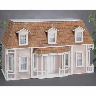 Real Good Toys Newbury Dollhouse Kit  - 1 Inch Scale