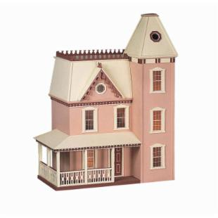 Real Good Toys Lilliput® Apple Blossom Dollhouse Kit  - 1 Inch Scale