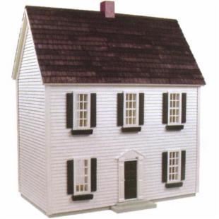 Real Good Toys Finished Scale Colonial Kit - 1/2 Inch Scale