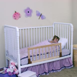 Regalo Wooden Deluxe Convertible Crib Rail