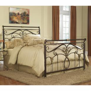 Lucinda Sleigh Bed