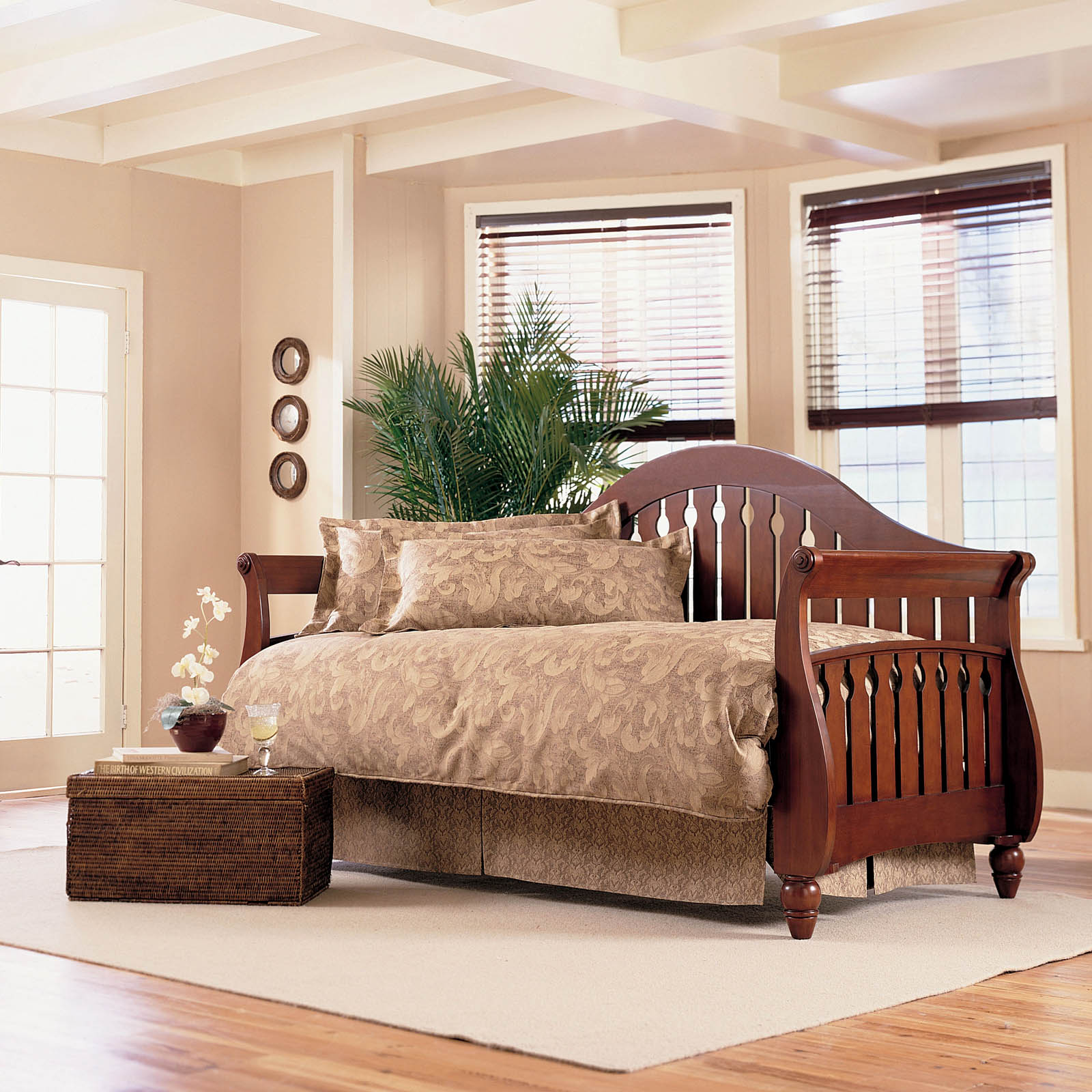 fashion bed group fraser daybed daybeds at hayneedle