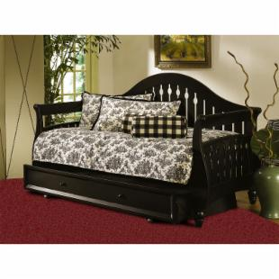 Fraser Daybed-Black