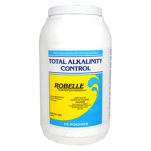 Robelle total alkalinity control swimming pools supplies at hayneedle Swimming pool high alkalinity