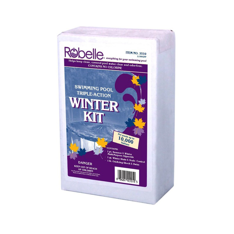 Robelle Winter Kit Swimming Pools Supplies At Hayneedle