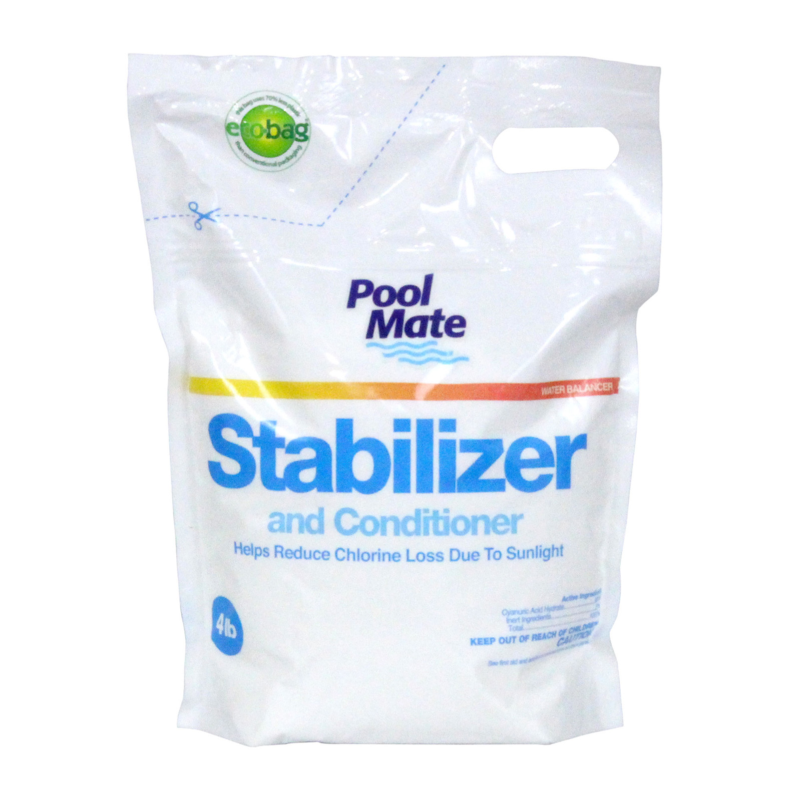 Pool mate stabilizer and conditioner for swimming pools swimming pools supplies at hayneedle for What is swimming pool conditioner