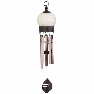 Ceramic Floral Wind Chime