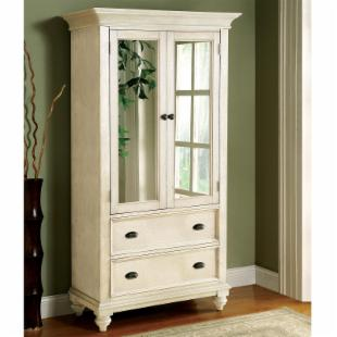 Coventry Armoire - Dover White