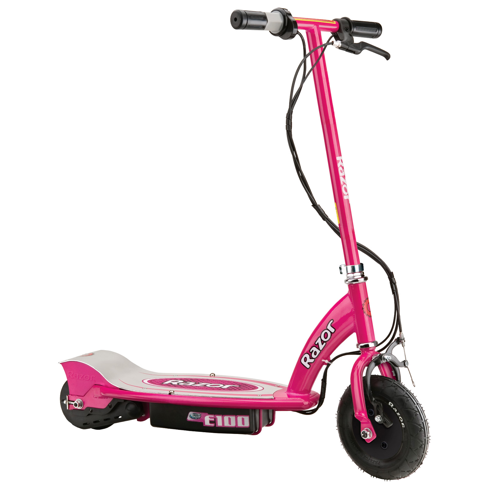 Razor E100 Pink Electric Scooter Scooters Skateboards
