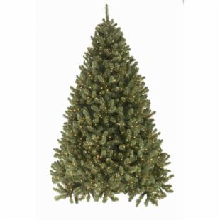 Everbrite Noble Fir Pre-lit Christmas Tree